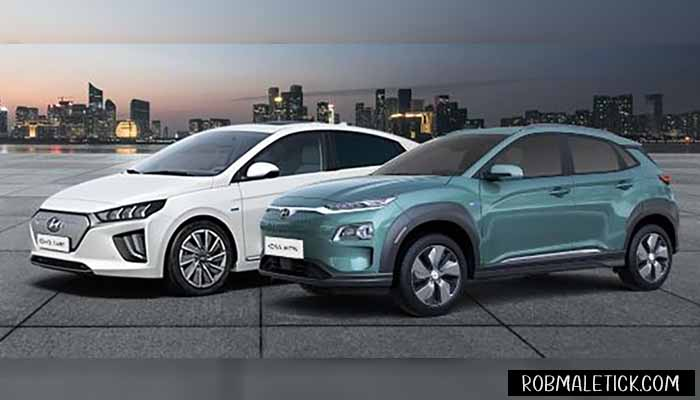 Difference Between Hyundai Ioniq and Hyundai Kona